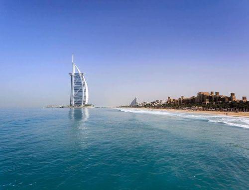 A legjobb szabadstrandok Dubajban