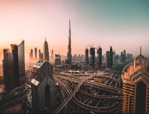 Dubajban az élet: metrózás, taxizás, plázázás, nyaralás
