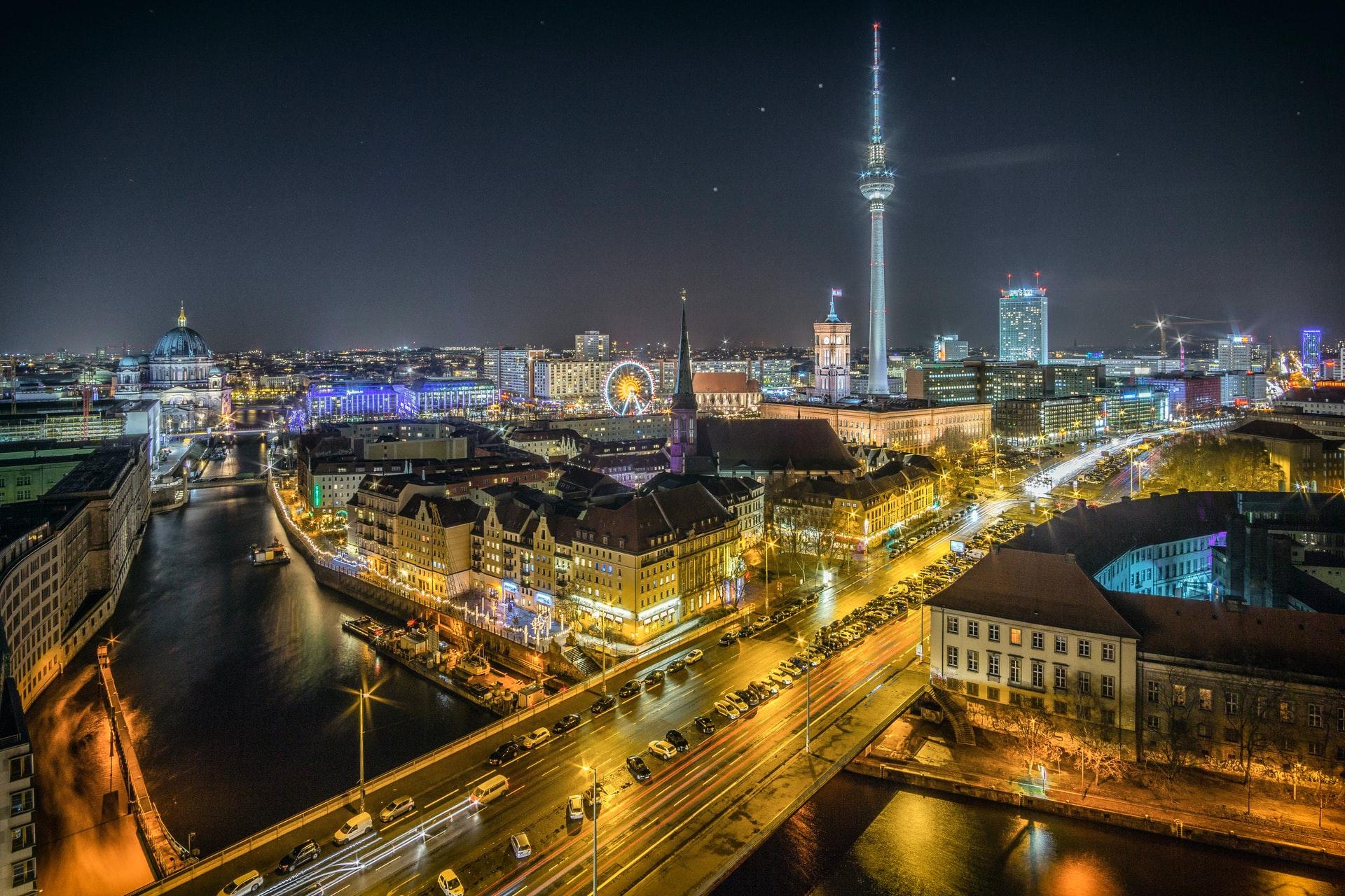 Kihagyhatatlan szilveszter – látnivalók Berlinben