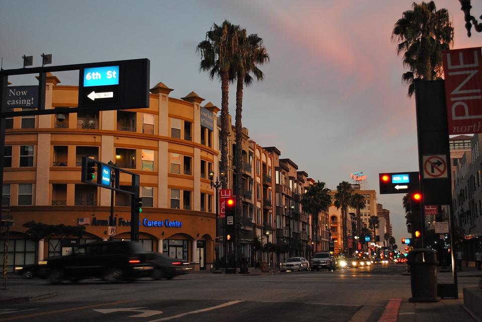 Szilveszteri buli és meccsnézés az Angyalok városában, Los Angelesben